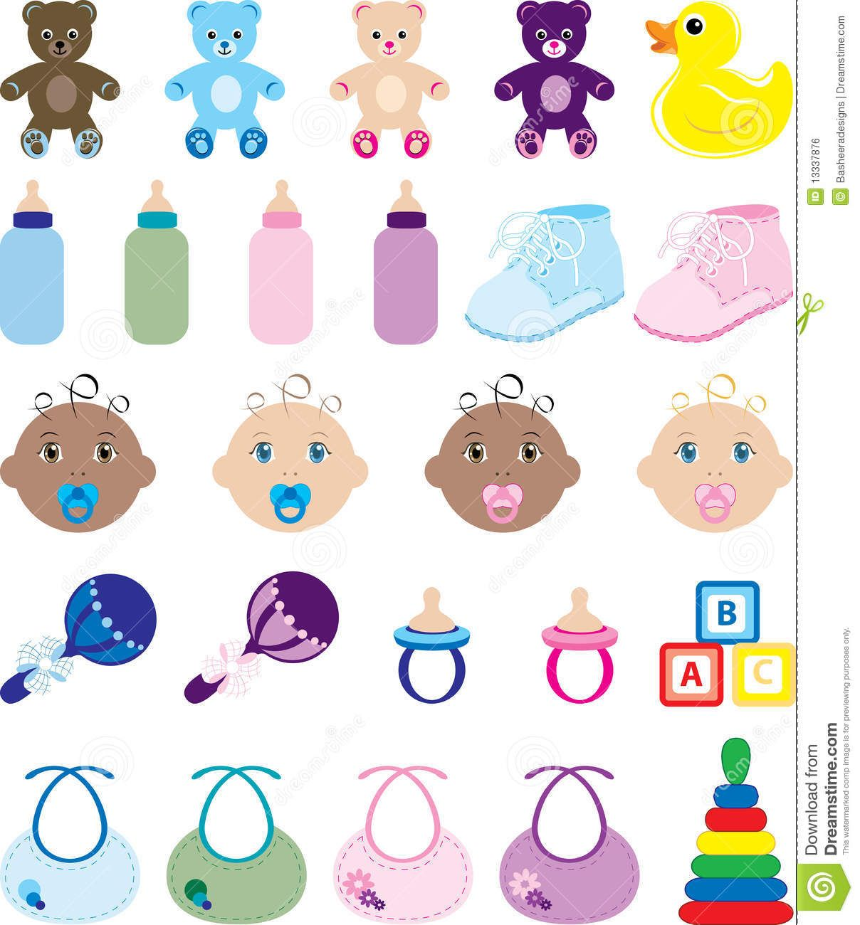 Baby Icons Font
