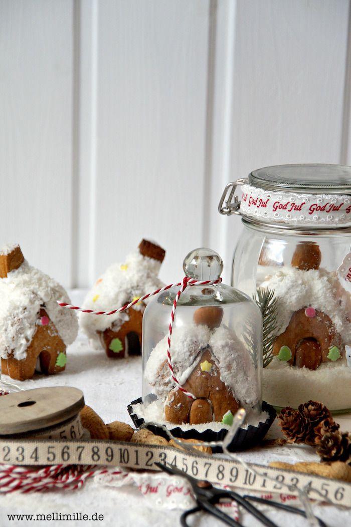 Lebkuchenhaus im Glas von Mellimille und Barschtsch von ...