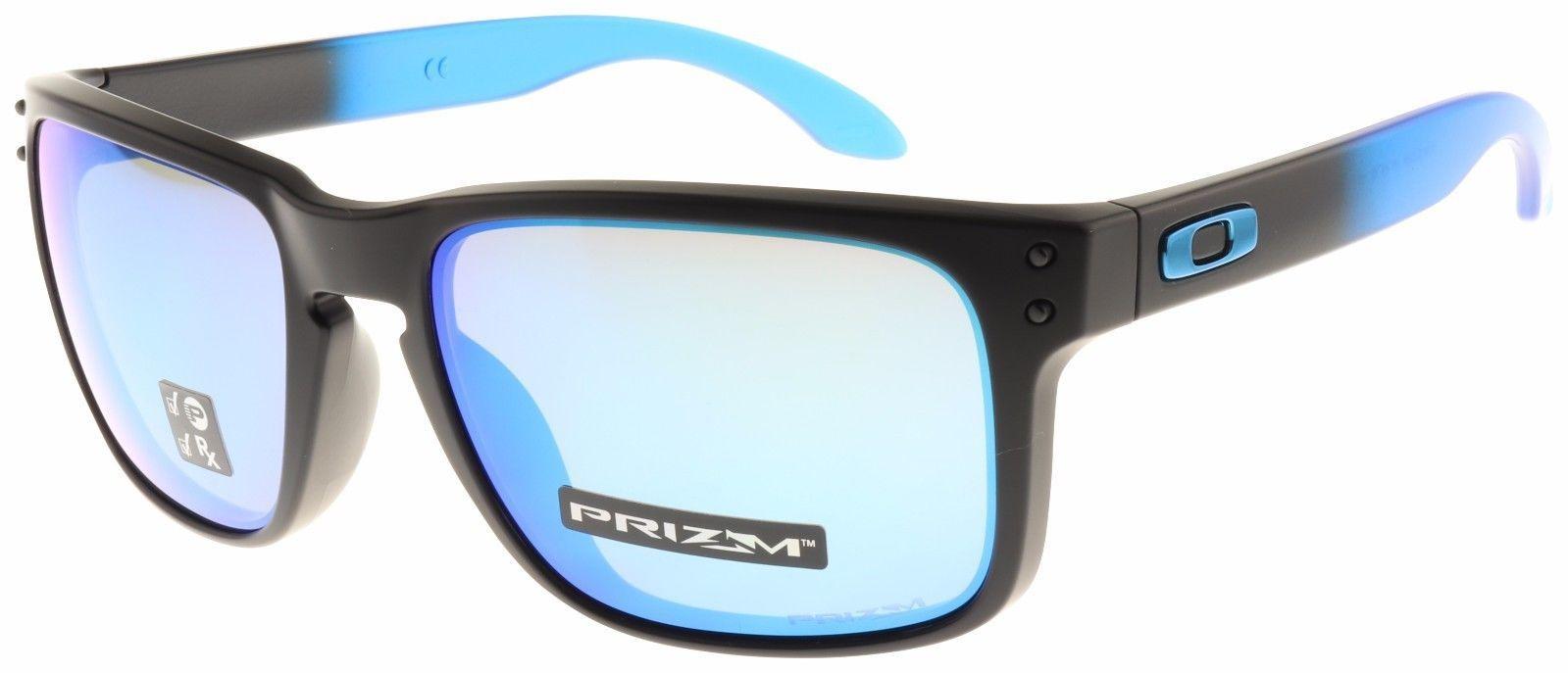 c6feb43281c Oakley Holbrook Sunglasses OO9102-D255 Sapphire Fade