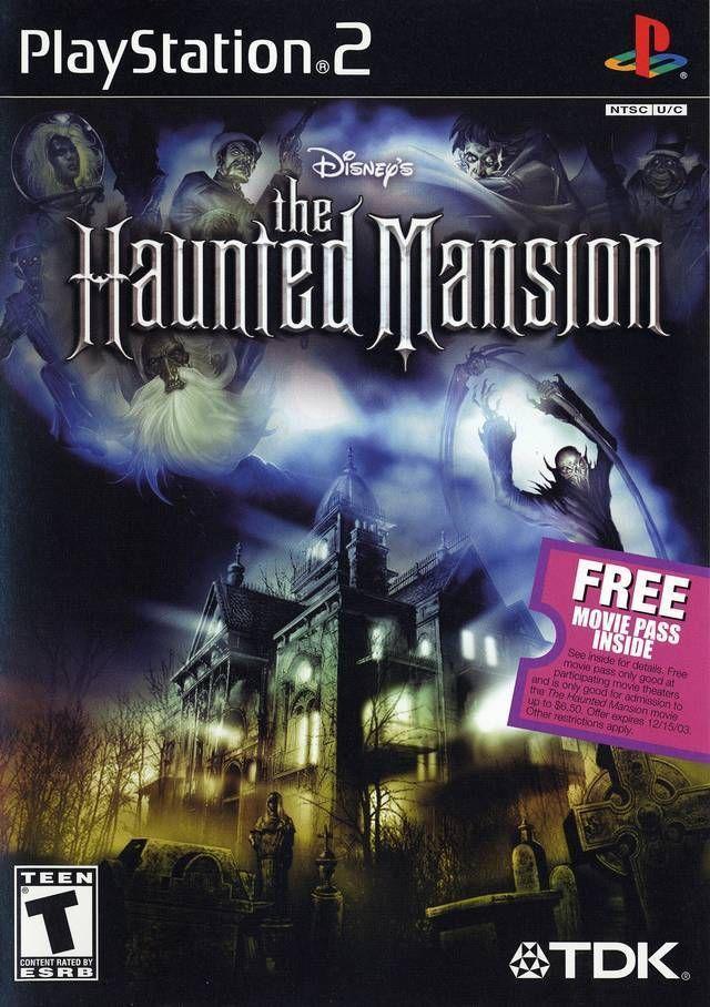 Скачать на ps2 прошивку через | Haunted mansion