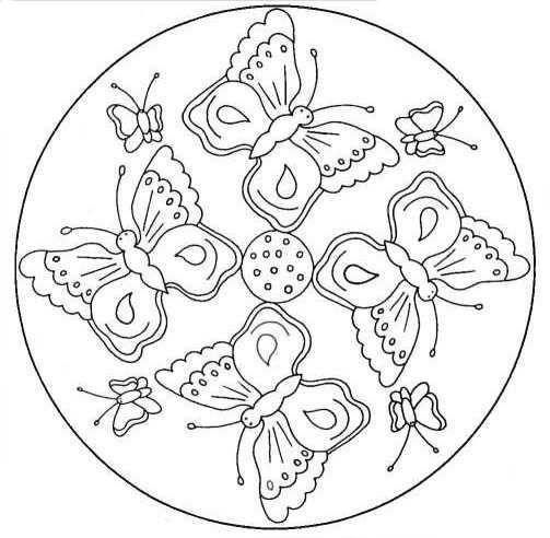 kleurplaten vlinders zoeken