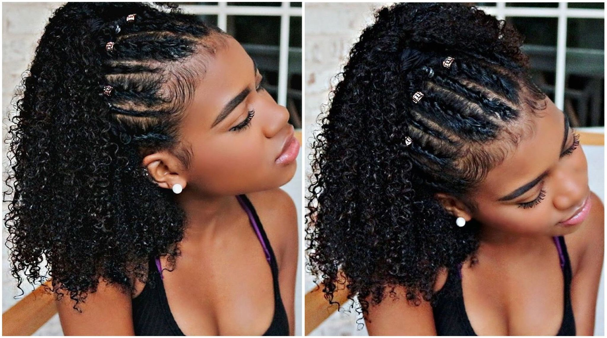 Cute Hairstyles With Rubber Bands Boho Follow Youh8key For More