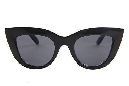 c9a0a80085 Fashion Classic Celebrity Bold Thick Womens Ladies Cat Eye Sunglasses SJ2939