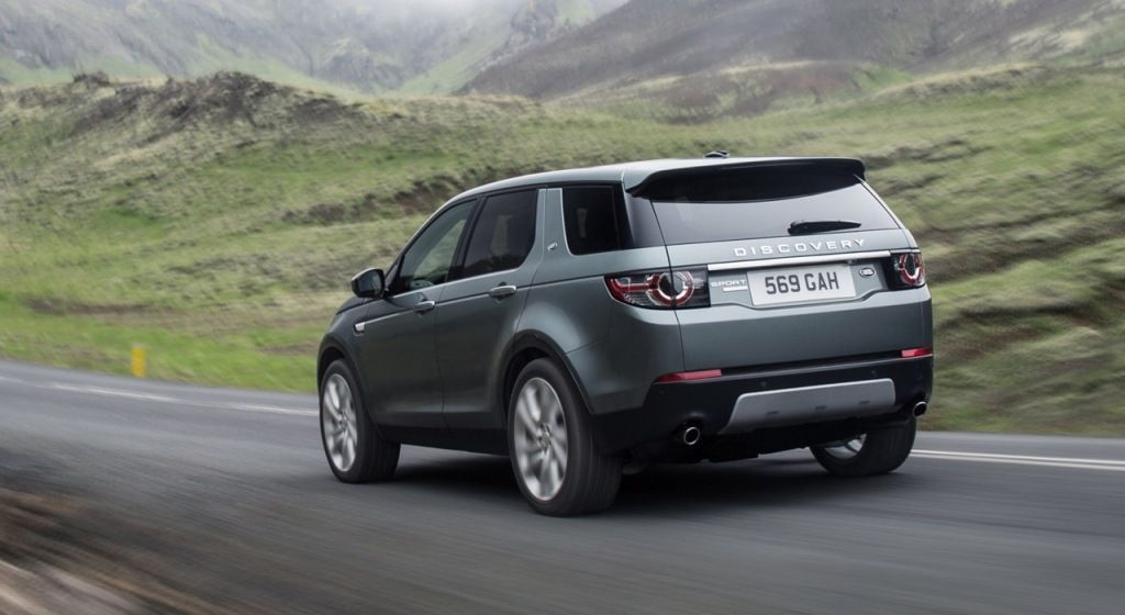 2016 Land Rover Discovery Price