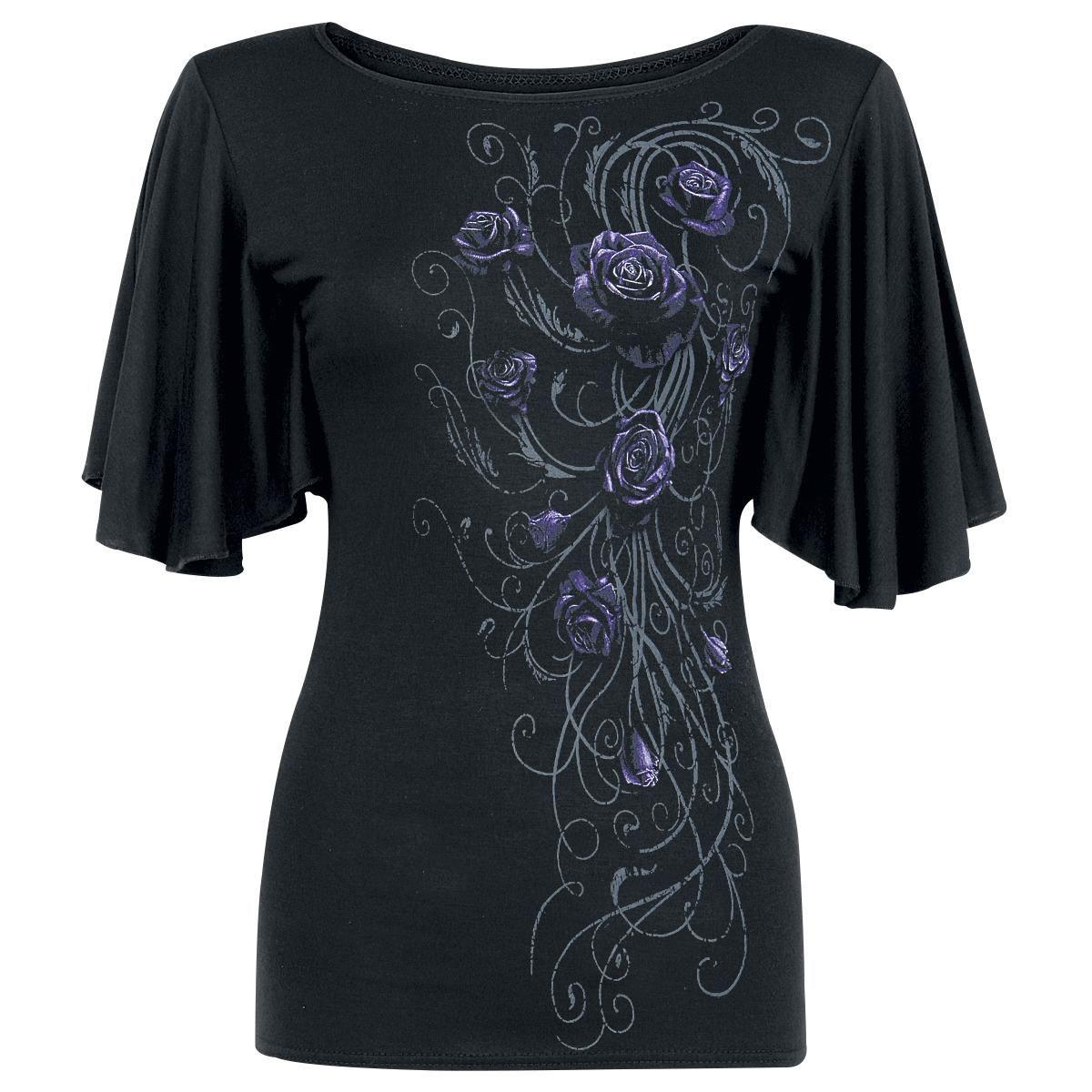 Spiral T-skjorte -Entwined- -- Kjøp nå hos EMP -- Mer Goth T-skjorter tilgjengelig online - Uslagbare priser!