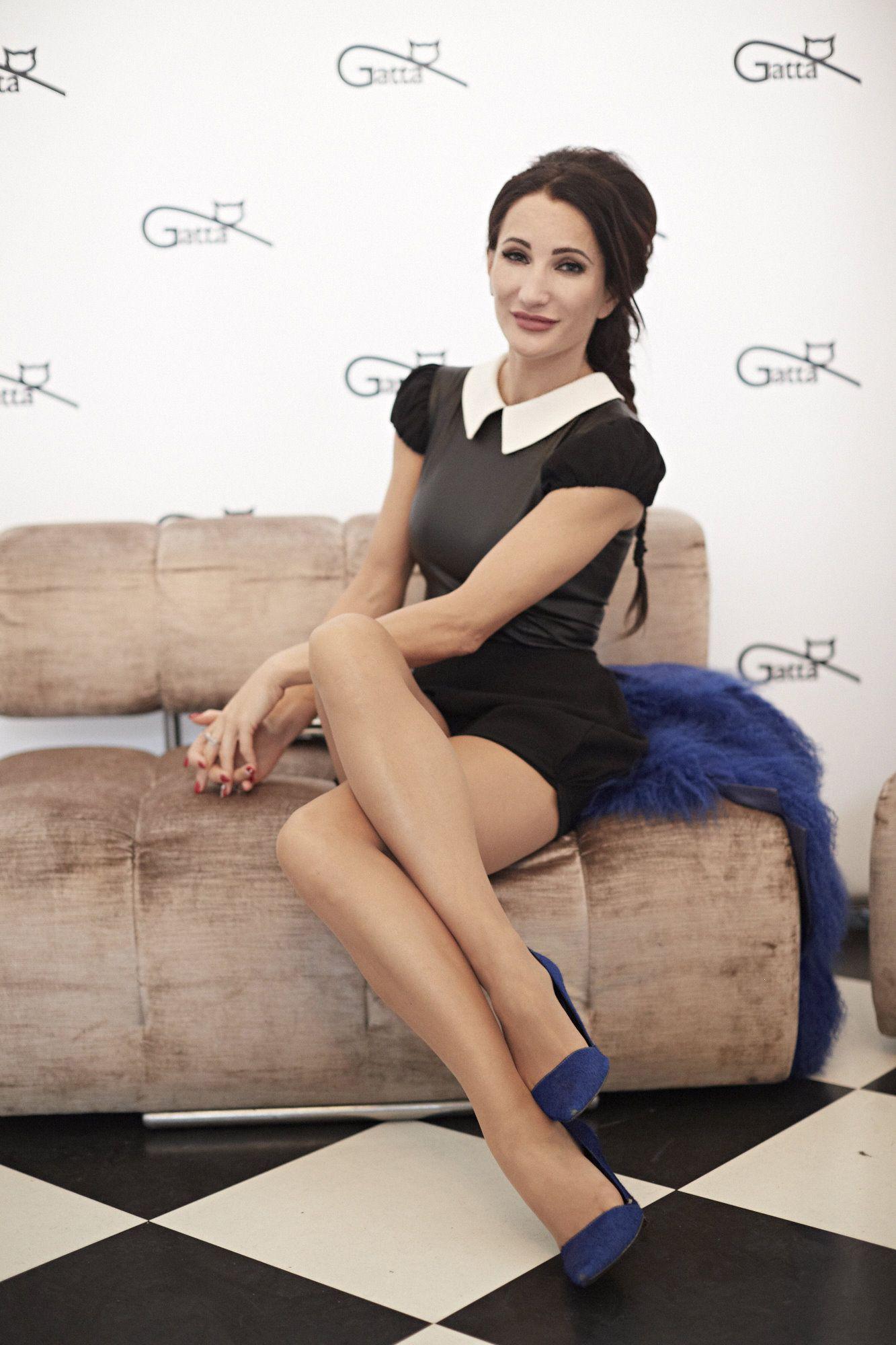 Pussy Celebrity Justyna Steczkowska naked photo 2017