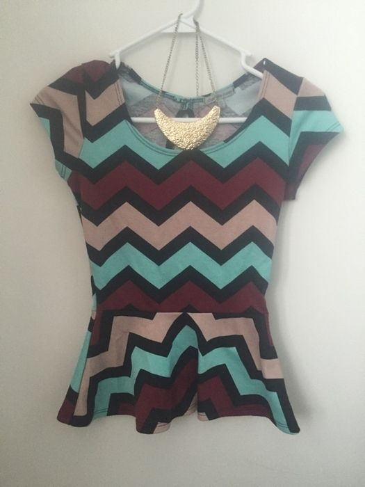<Item>     [city]: Ashland, VA    [statusIdentifier]: 3    [user]: User: knnbae (3687925)    [identifier]: 15932702    [composition]:     [catalog]: Women's Clothing » Tops » Other Tops    [canEdit]: 0    [isNearby]: 0    [videos]: (    )    [packageType]: 1    [color2Identifier]: <nil>    [createdAt]: 07/27 02:30 PM    [url]: http://www.vinted.com/sh/clothes/15932702-tight-fitted-flare-shirt    [userIdentifier]: 3687925    [comments]: (    )    [isUnisexNumber]: 0    [isClosed]: 0…