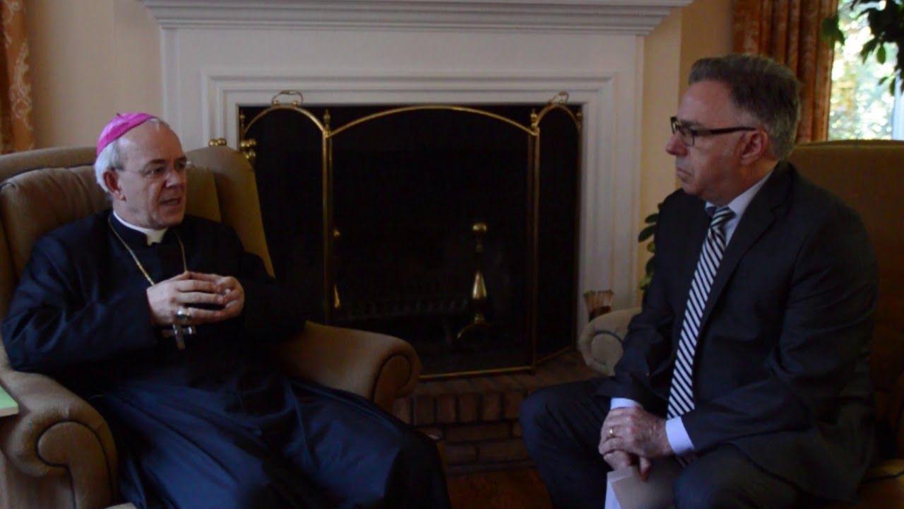 Bishop Schneider Interviewed By Michael Matt Interview Video