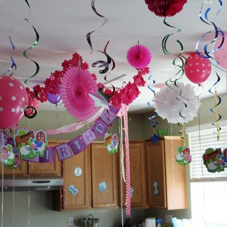 First birthday home decoration ideas elegant the house decorations for babies party also firdous on pinterest rh