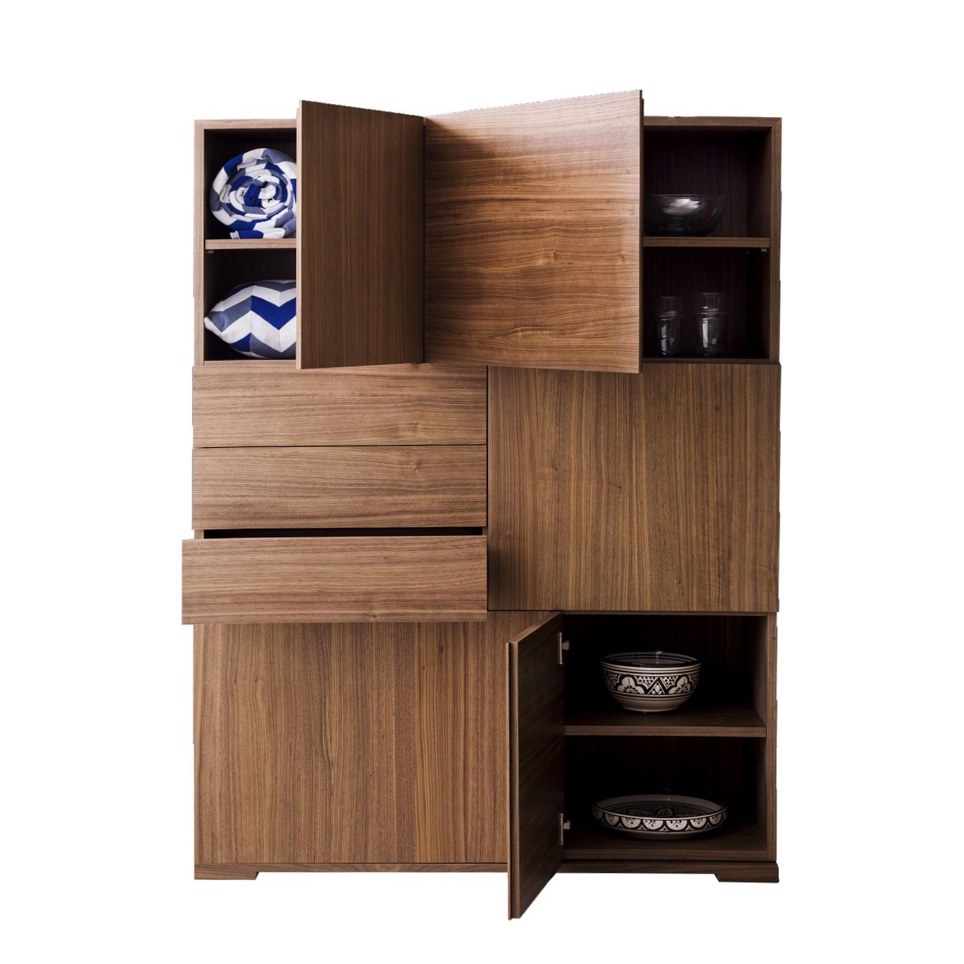 Check Tall Storage Unit Latest Furniture Designs Living Room