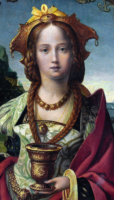 Netherlandish The Magdalen Renaissance Art Medieval Art Muse Art