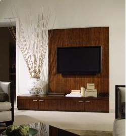 Century Furniture Low Profile Entertainment Center For The Home