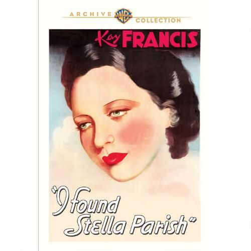 I Found Stella Parish (1935) Another well done Francis drama, and nice has been released but still too many saves I have of hers that also need their release!