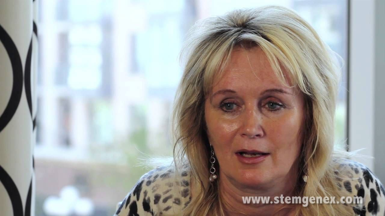 Janice's Success Story: Stem Cell Therapy shows potential Benefits for M...