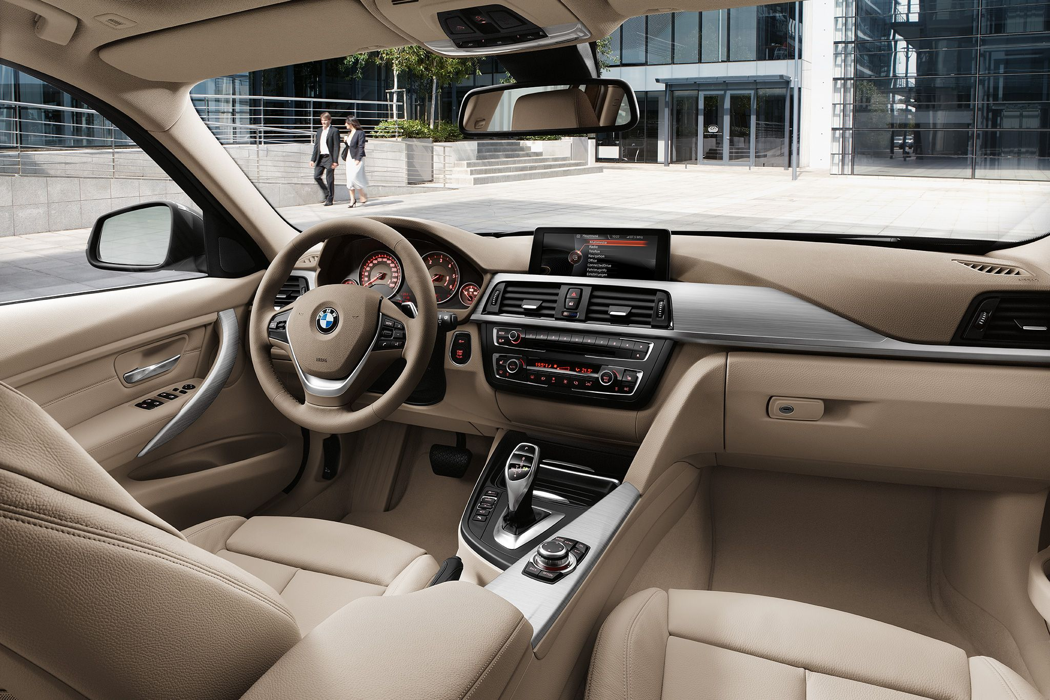 2015 bmw 3 series interior view