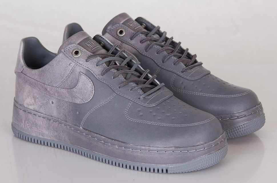 Pigalle x Nike Air Force 1 Low CMFT SP 'Cool Grey' | Nike