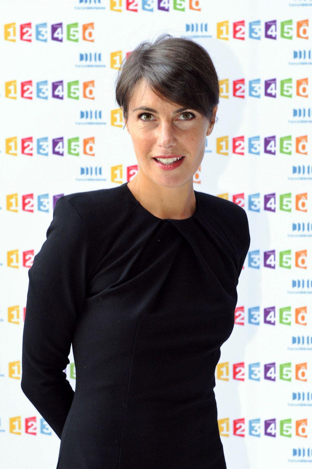 Alessandra Sublet quitte C à Vous photo