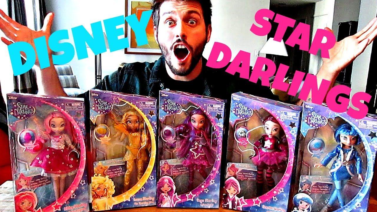 DISNEY STAR DARLINGS DOLLS - DOLL REVIEWS