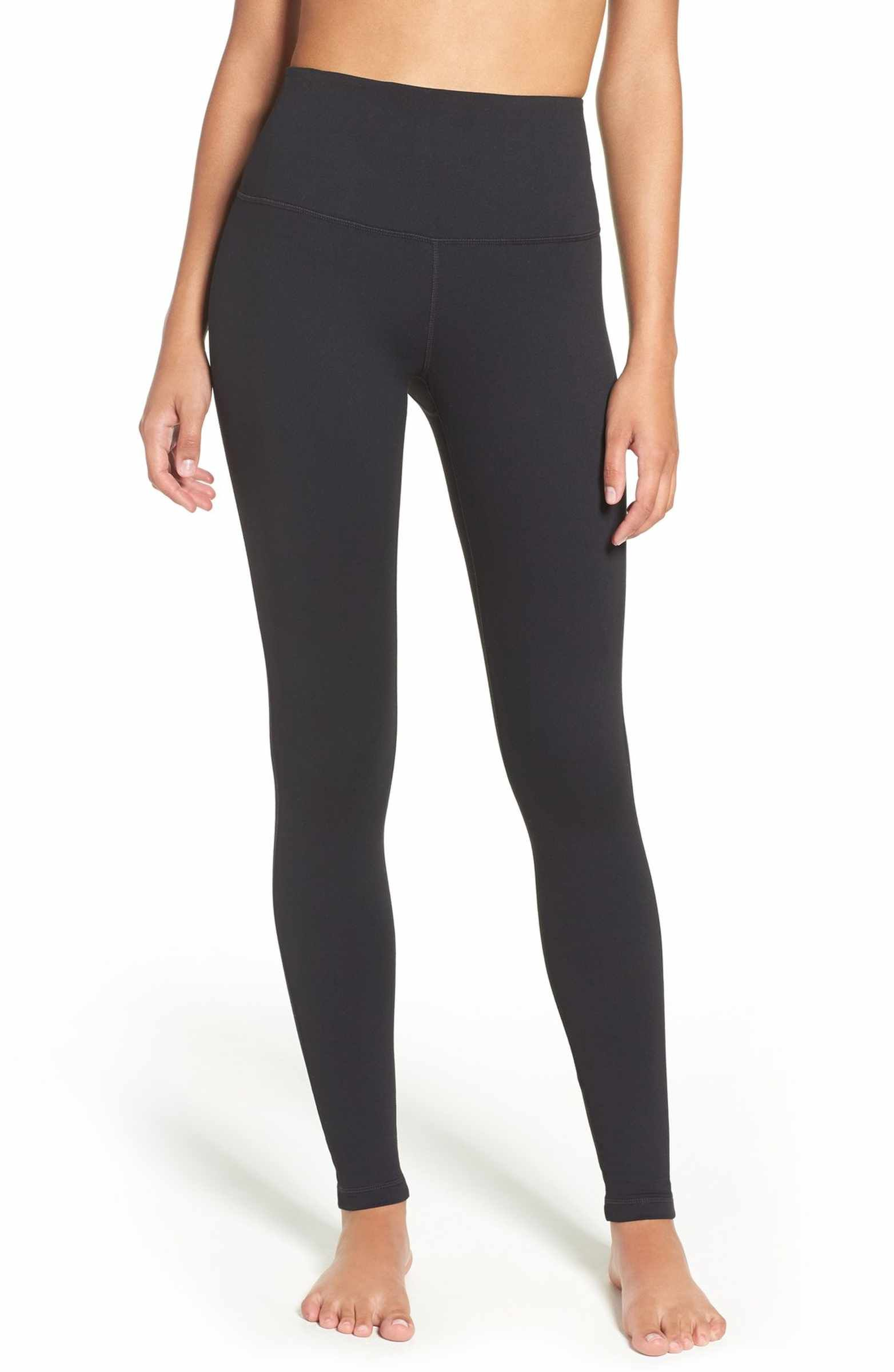 80d1013d9217fe Main Image - Zella Live In High Waist Leggings | I'd Wear That ...