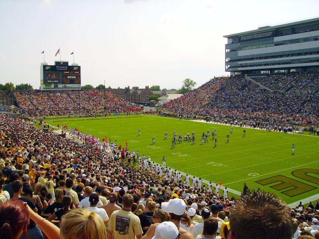 The Elegant Ross Ade Stadium