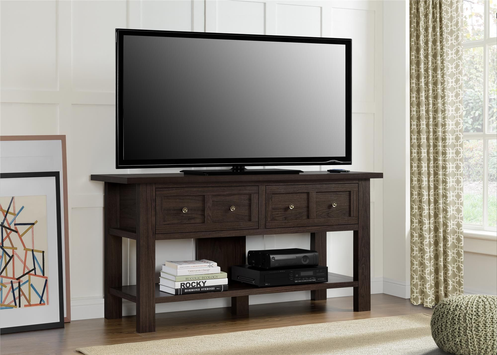 Sears Com Tv Stand Altra Furniture Tv Stand Console Tv table for 55 inch tv