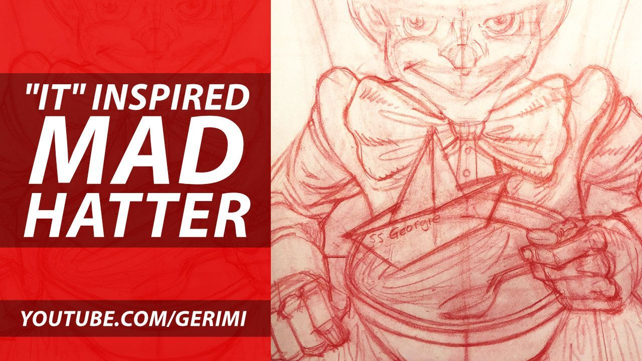 IT inspired Mad Hatter Livestream replay IT inspired Mad Hatter Livestream replay