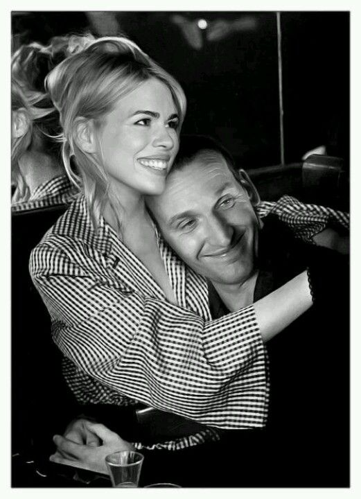 My favorite Doctor Companion duo... Billie Piper And Christopher Eccleston