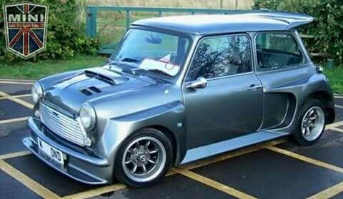 Wide Body Mini Coop Automobil Mini Fahrzeuge