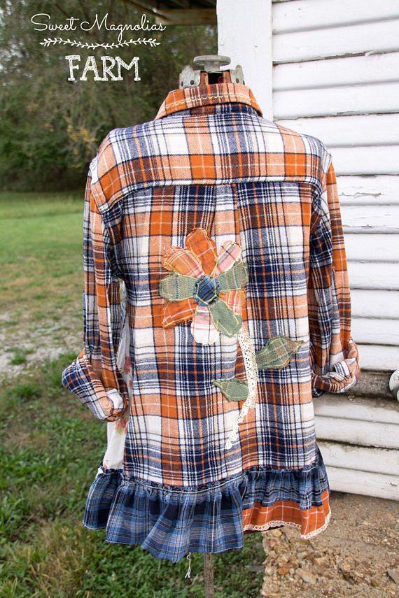 Flannel Applique