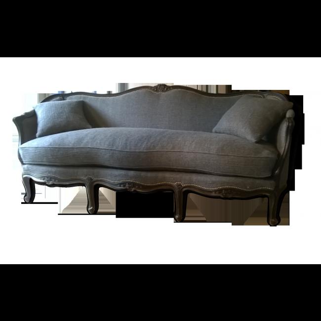 Canape De Style Louis Xv Vendu Par Jerome Canu St Ouen 75 Paris Hauteur 84 Largeur 200 Profondeur 30 Eta Mobilier De Salon Chaise Longue Canape