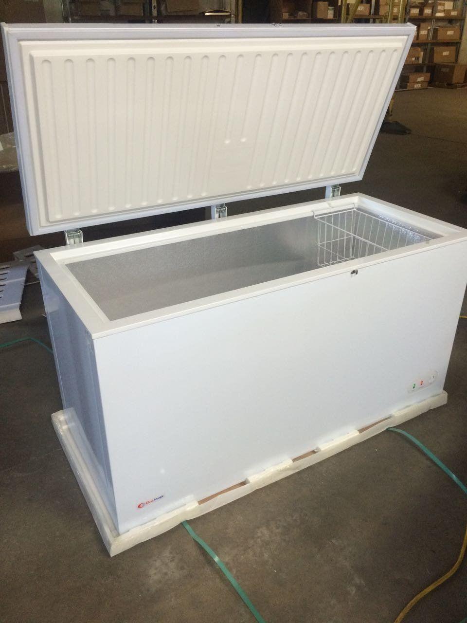 GenKraft Commercial Chest Freezer - Solid Top (Door) 19 5 Cu