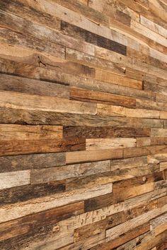 Holz Wandverkleidung Modern Grau Braun Teak Rs
