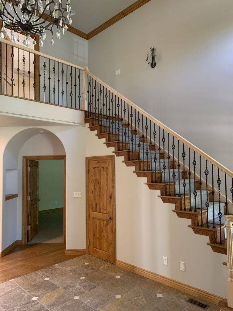 The Top Staircase Railing Inspiration Photos We're Using ...