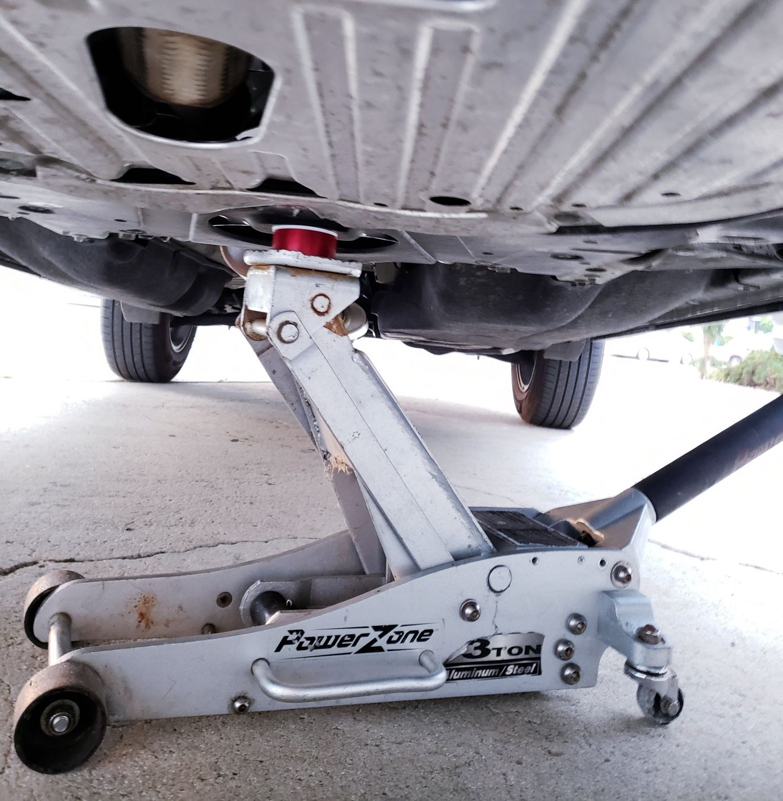 Honda / Acura Jack Point Billet Aluminum Jack Pad Adapter