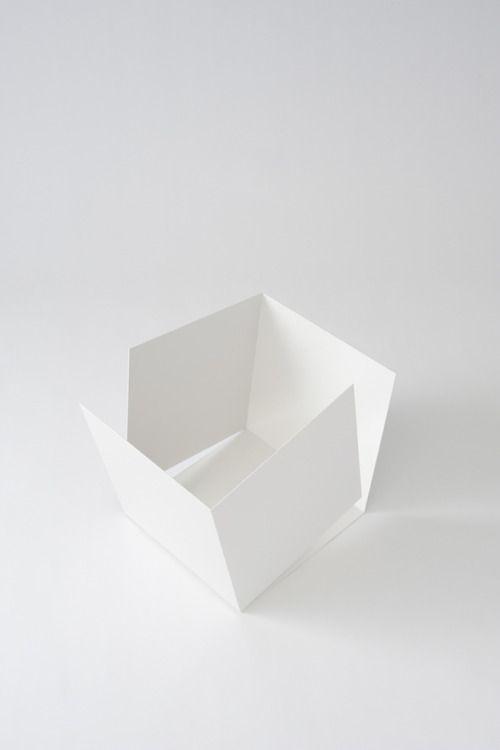 white cardboard / paper is beautiful