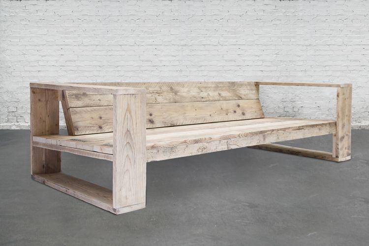 Sofa Lounge (open) de usame.es de su colección Wood. | Decoration ...