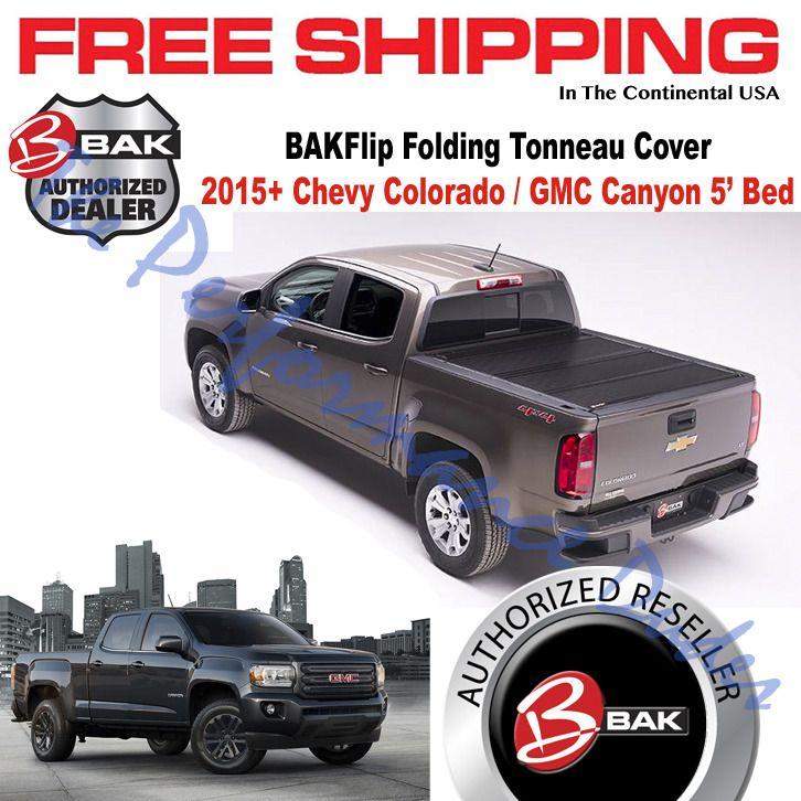 Same Business Day Shipping Bakflip Mx4 Tonneau Folding Cover 2015