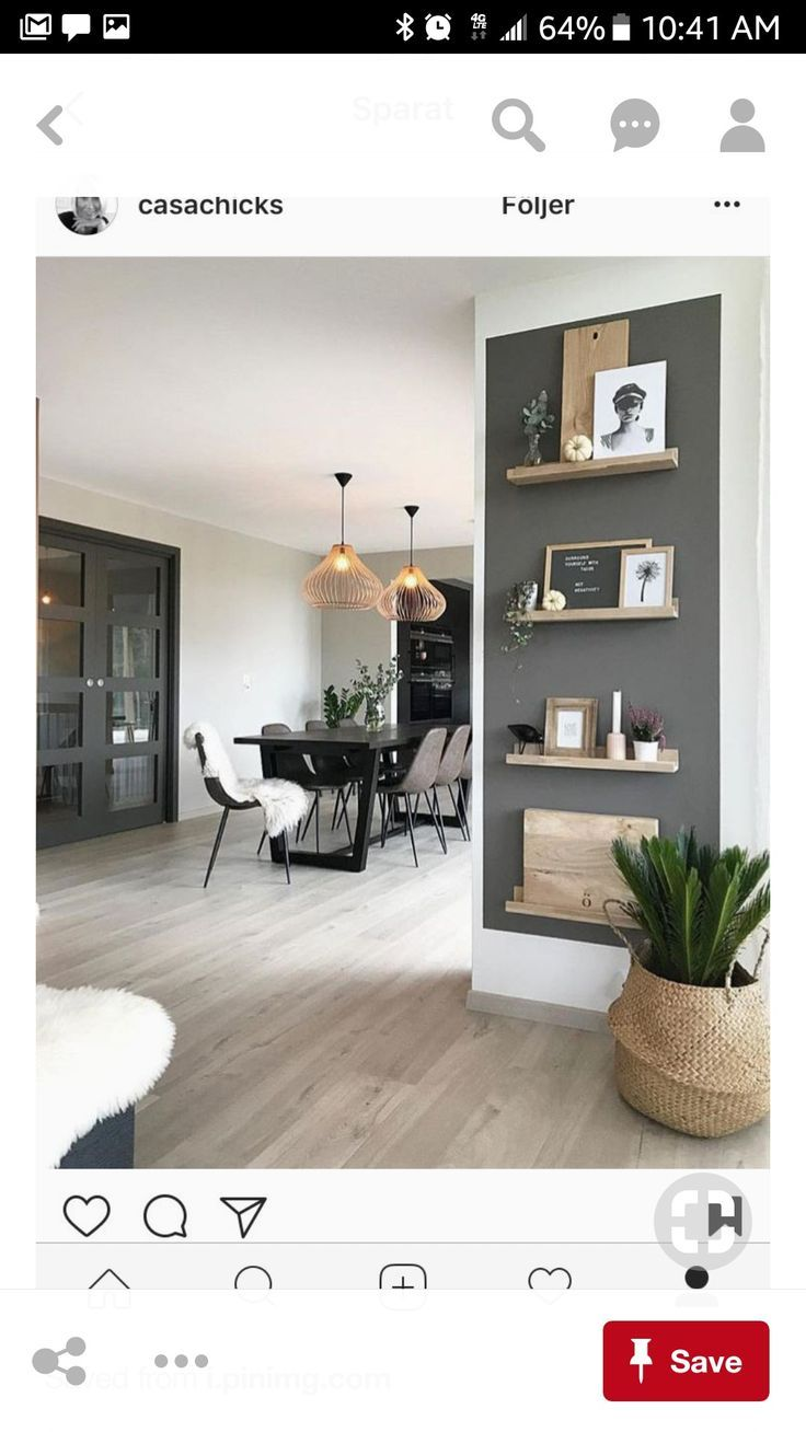 Wie Viel Unterschied Macht Ein Kleiner Bemalter Bereich In Diesem Raum Aus Sehr Gut Zum Mieten Fototapeten House Interior Home Decor Home And Living