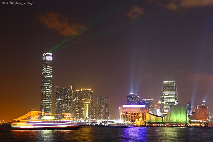 laser light by Even Liu on 500px