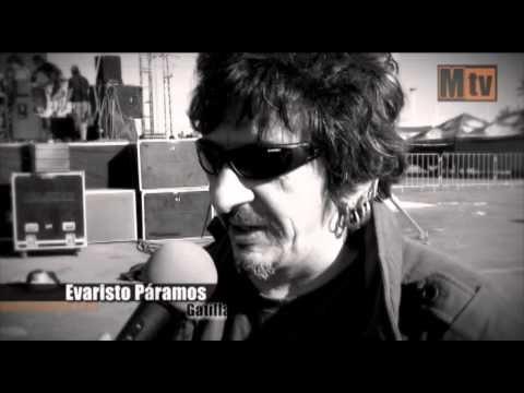Reportaje del concierto de Gatillazo en Guadalajara (México)