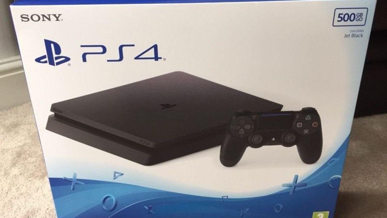SORTEO PS4 SLIM 1TB INTERNACIONAL [ABIERTO] JULIO 2017