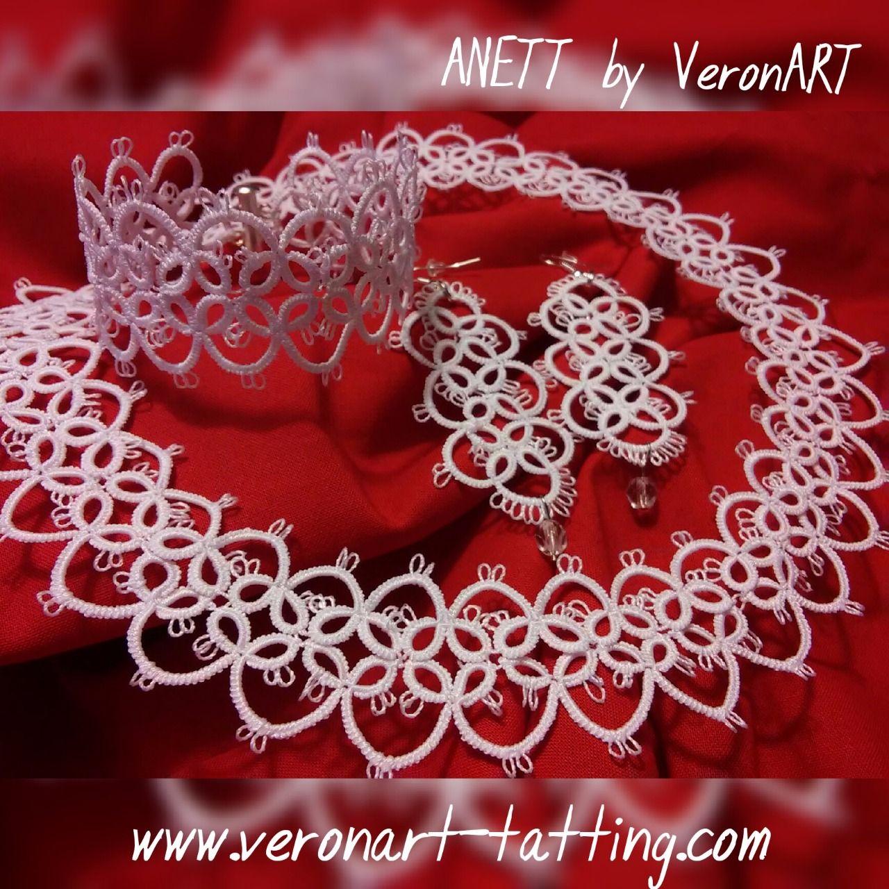 b9df617e5c LAURA törtfehér hajócsipke menyasszonyi kesztyű / karkötő /mandzsetta,  horgolt ékszer (CsipkeVera | My works: for wedding | Jewelry, Crochet  Necklace és ...