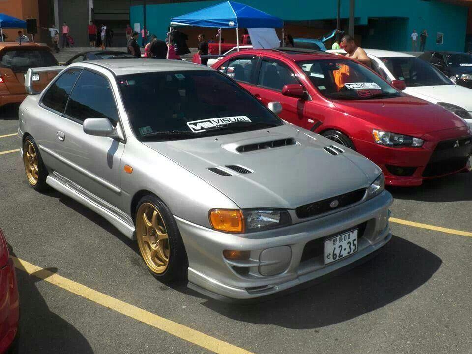 West Crew!!! Jimmy Hernandez GC ready for the Subaru Sense