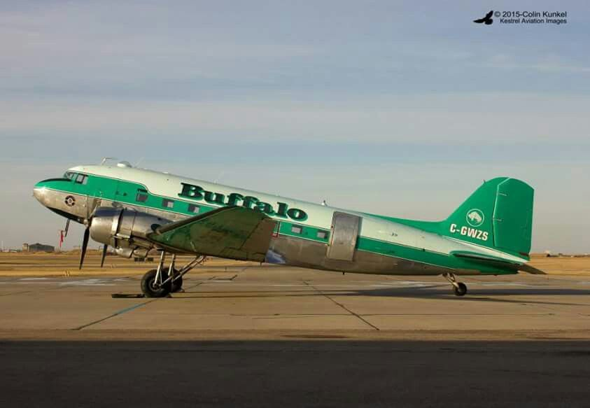 Buffalo Airways Douglas C-47A Skytrain (DC-3) (C-GWZS)