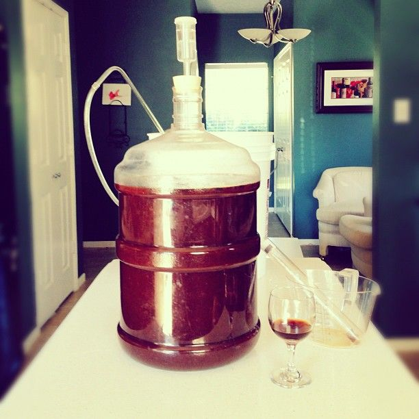 cousin eddies christmas ale homebrew recipe w vanilla and bourbon - Christmas Ale Recipe