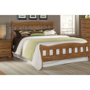 Carolina Furniture Works, Inc. Creek Side Splat Bedroom Collection