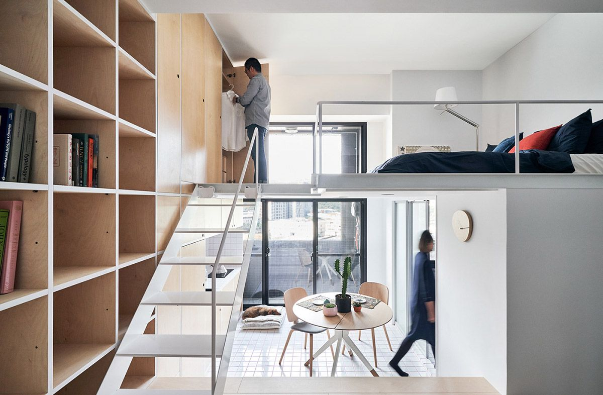 Mezzanine Levels And Rooms That Reside Beneath | Pinterest ...