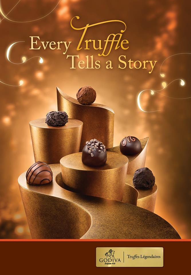 Pin By Chen Hou On Food Beverage Ads Chocolate Design Chocolate Packaging Godiva
