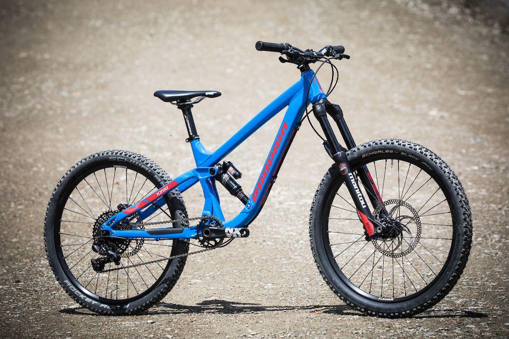 Propain Releases New Full Suspension Kids Bike With Multiple Wheel