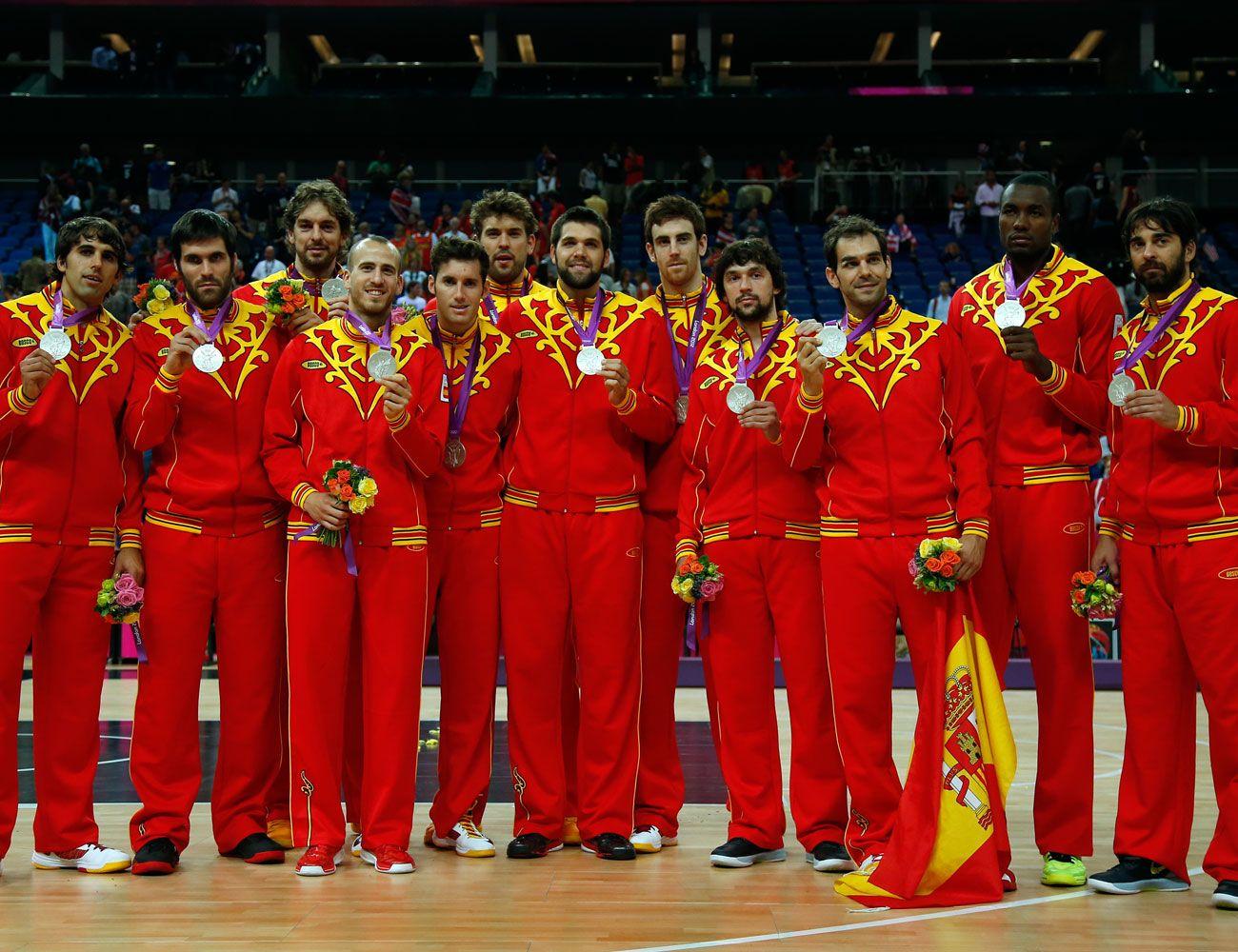 Baloncesto, una plata de oro Baloncesto, Deporte español